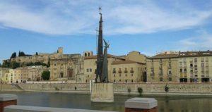 Monument franquista Tortosa